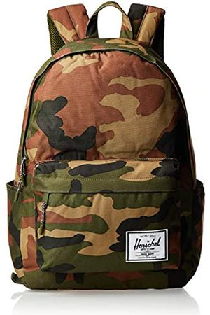 Herschel Unisex-Erwachsene Classic X-large Rucksack, Woodlang/Camouflage