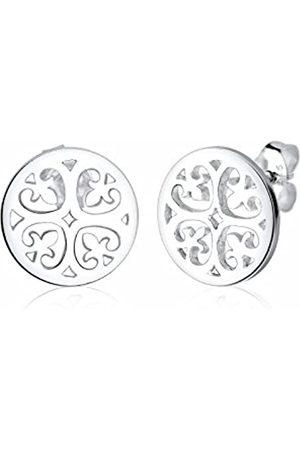 Elli Damen Ohrringe - Ohrringe Damen Ornament Orientalisch Filigran in 925 Sterling