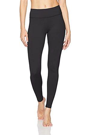 Danskin Damen Leggings - Damen Signature Weite Taille Yoga Knöchel Leggings - - Klein