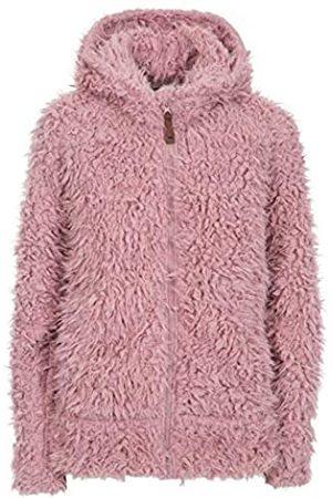 Trespass Damen Fleecejacken - Fluffyness Women's Hooded Fleece Jacket - DUSTY ROSE XXS