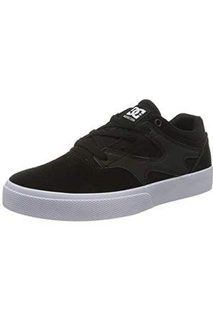DC Kalis Vulc Sneaker, Black/Black/White
