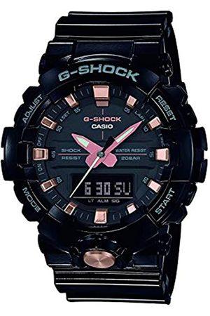 Casio Herren Analog-Digital Quarz Uhr mit Harz Armband GA-810GBX-1A4ER