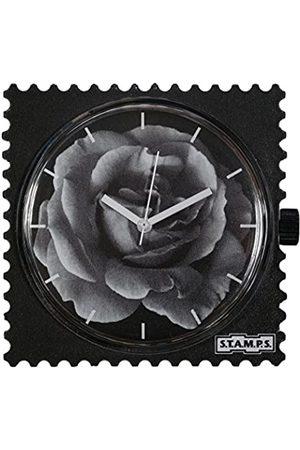 S.T.A.M.P.S. Stamps Unisex Analog Quarz Uhr mit None Armband 100294