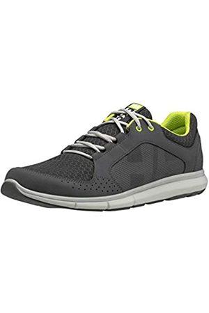 Helly Hansen Herren Ahiga V4 Hydropower Sneaker, Charcoal/Ebony/Light