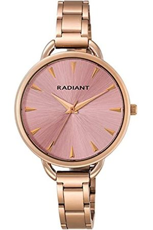 Radiant Damen Analog Quarz Uhr mit Edelstahl Armband RA427203