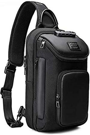 XINCADA Schultertasche, Brusttasche, Schultertasche, Diebstahlschutz, Crossbody-Taschen, kleine Kuriertasche