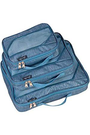 Jenni Chan Bryant Packwürfel Metallic Blue
