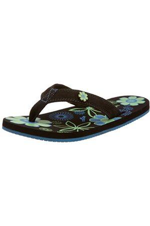 Cobian Damen-Sandalen mit Gänseblümchen