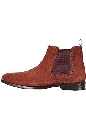 FIND Marin Chelsea Boots, Rot (Burgundy)