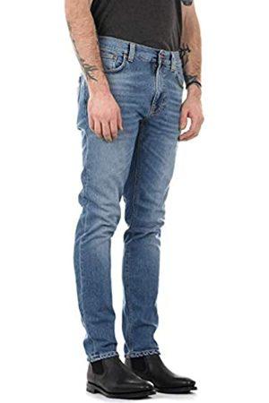 Nudie Jeans Herren Stretch - Herren Lean Dean Indigo Spirit - - 28W / 32L