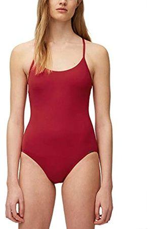 Marc O'Polo Body & Beach Damen Badeanzüge - Damen Women Beach Badeanzug