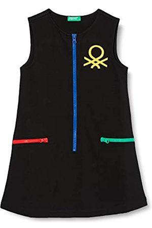 Benetton Mädchen Vestito Kleid