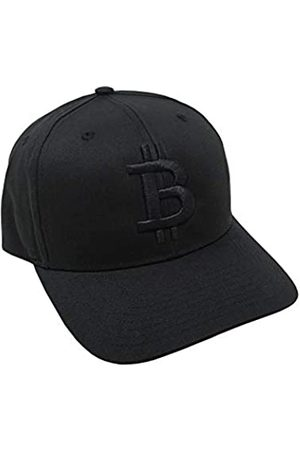 BTC Universe Bitcoin Baseball Cap Struktur miter 3D Puff-Stickerei