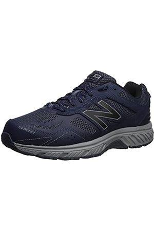 New Balance Herren 510v4 Trailrunning-Schuhe, Pigment/Stahl
