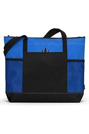 Gemline Damen Reisetaschen - 1100 Select Zippered Tote Royal One Size