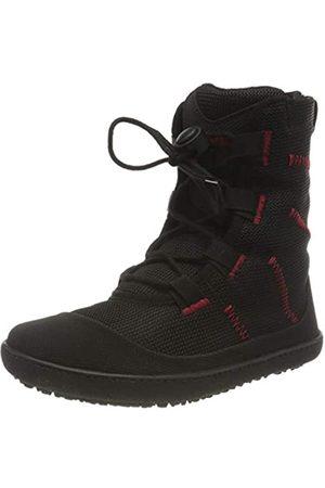Sole Runner Jungen Stiefel - Transition Vario 2 Halblange Stiefel, Black/Red