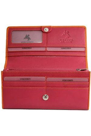 Visconti Emily E4 hochwertige Geldbörse für Damen, weiches Leder