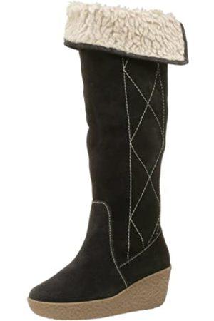Deer Stags Damen Stiefel - Envy Damen Stiefel mit Keilabsatz