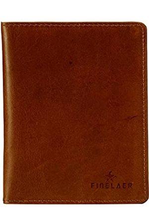 FINELAER Reisetaschen - Reisepasshülle aus Leder - FINE-0116