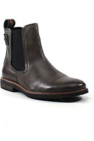 Testosterone Shoes Arch Way 2 Leder Chelsea Boot für Herren mit seitlichem Reißverschluss