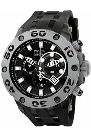 Invicta Herren-Armbanduhr XL Chronograph Quarz Nylon 0912