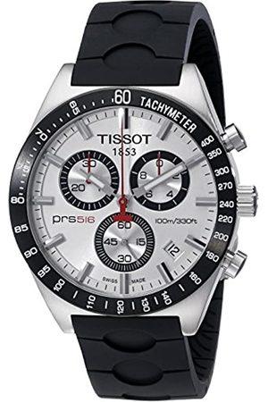 Tissot Herren-Armbanduhr Analog Quarz PRS516 T0444172703100