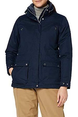 Regatta Damen Regenjacken - Damen Loretta Waterproof Breathable Taped Seams Lined Insulated Equestrian Friendly Jacket With Security Pocket Jacke