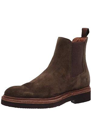 Frye Herren Chelsea Boots - Herren Bowery Lt Chelsea Boot, Grün (olivgrün)