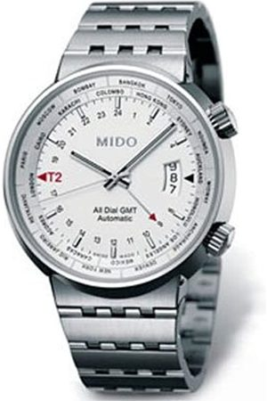 MIDO Herren Uhren - Herrenuhr Automatik All Dial GMT M83504111