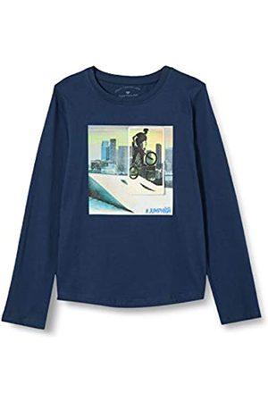 TOM TAILOR Jungen Longsleeves - Baby-Jungen Langarmshirt T-Shirt 