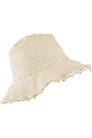 FGSS Herren Hüte - Bucket-Hat Distressed Sonnenschutz gewaschene Baumwolle Sommer breite Krempe Strandmütze - - Einheitsgröße