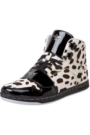 Creative Recreation Damen Sneakers - Cesario Damen-Sneaker mit hohem Schaft, ( / /Giraffe)