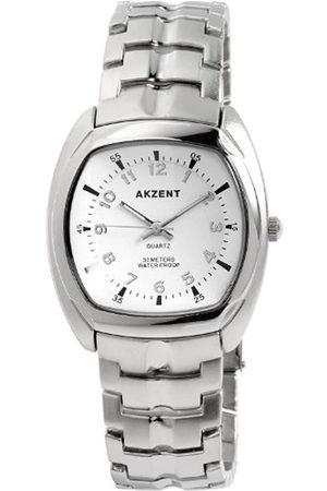 Akzent Herren-Uhren mit Metallband SS7622000026