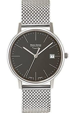 Soehnle Damen Uhren - BrunoSöhnleDamenAnalogQuarzUhrmitEdelstahlArmband17-13176-840