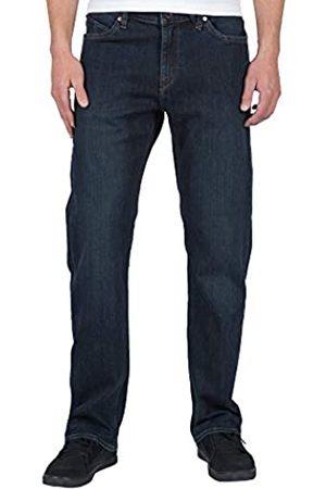 Volcom Herren Stretch - Herren Men's Kinkade Stretch Denim Jeans