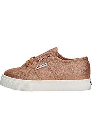 Superga Jungen Schuhe - Unisex-Kinder 2730 LAMEJ Sneaker, Pink (Rose )