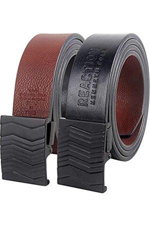 Kenneth Cole Herren Gürtel - Herren Casual Fashion Reversible Belt Gürtel