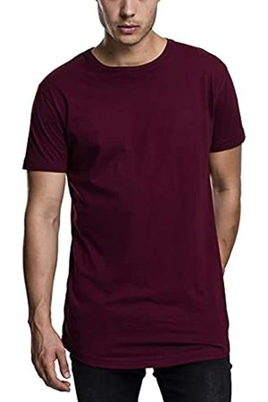 Urban classics Herren Longsleeves - Herren Shaped Long Tee T-Shirt