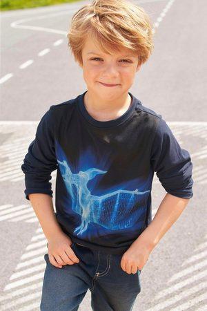Kidsworld Jungen Longsleeves - Langarmshirt »FLYING DINO«