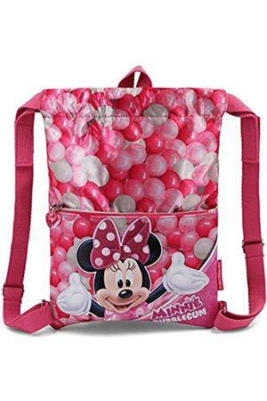 Minnie Mouse Bubblegum Turnbeutel