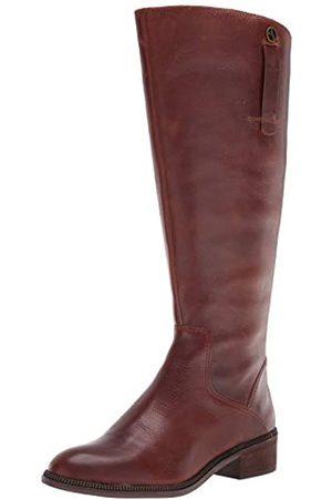 Franco Sarto Damen Stiefel - Damen Becky Wide Calf Kniehoher Stiefel