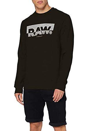 G-Star Herren Sweatshirts - Herren Sweater Raw Block Raster