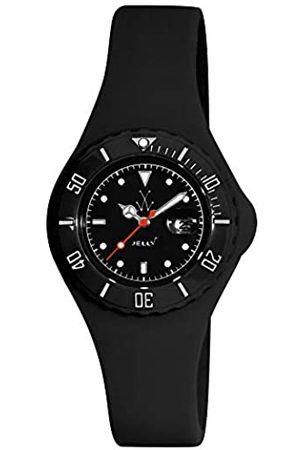 Toy Watch Uhren - Unisex-Armbanduhr Analog Silikon JY12BK