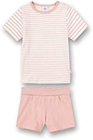 Sanetta Schlafanzüge - Baby-Mädchen kurz Kleinkind-Schlafanzüge