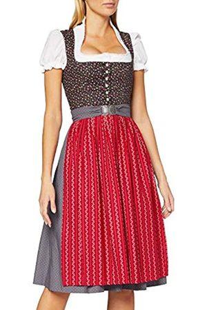 BERWIN & WOLFF TRACHT FOLKLORE LANDHAUS Damen Dirndl Kleid 806809 Größe 38