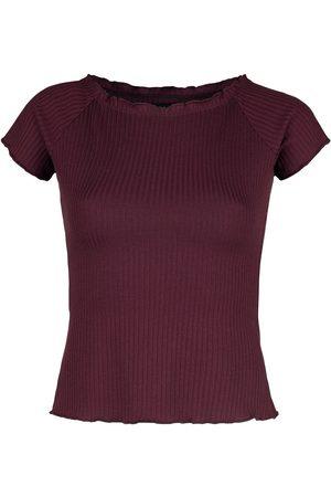 Black Premium by EMP T-Shirt bordeaux