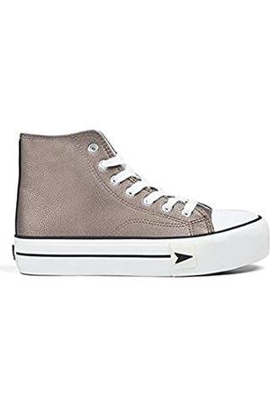 D.franklin Damen Schuhe - Damen Sneakers Bay Plataforma Sneaker