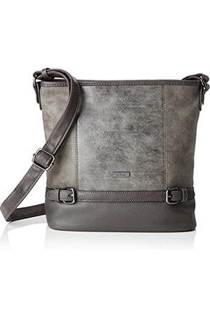 TOM TAILOR Shopper Damen, Juna, , 10x28x30 cm, Taschen für Damen, Handtasche, Schultertasche