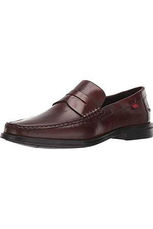 Marc Joseph New York Herren Mens Leather Made in Brazil Cortlad Penny Loafer