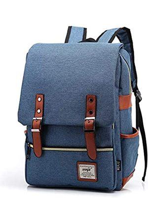 LIZAIDA MENENDEZ Herren Laptop- & Aktentaschen - Vintage-Rucksack für Teenager, Mädchen, Jungen, Unisex-Laptoptasche für Damen und Herren, Schule, College, Büchertasche